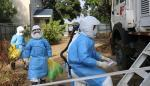El gobierno decreta cuarentena para combatir epidemia de ébola